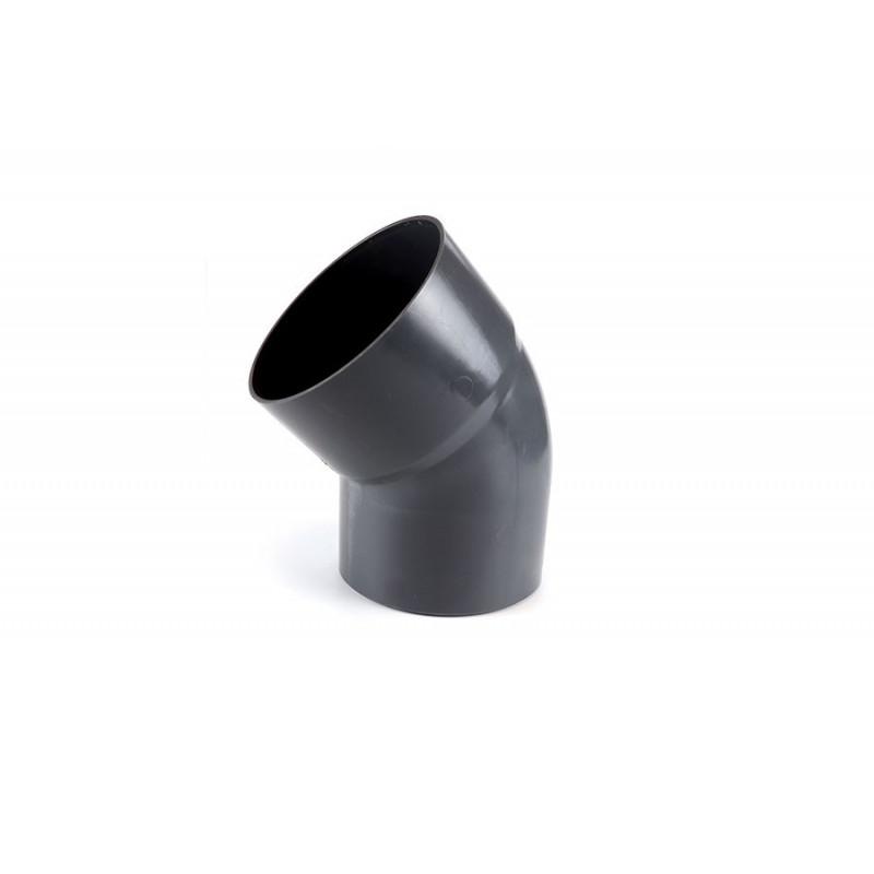 Coude 45° PVC
