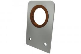 Destockage palier plat 97 mm