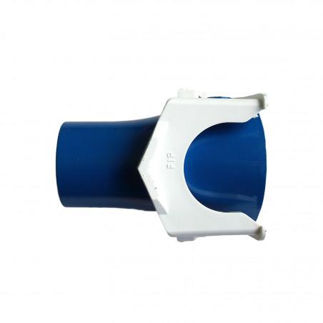 Embout PVC femelle avec joint monté