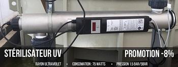 Stérilisateurs et lampes UV: Principes et présentation de notre gamme