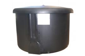 Réservoirs d'eau pour culture NFT