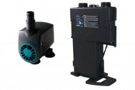 Pompes pour aquaponie et accessoires
