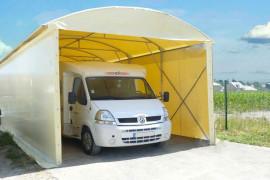 Abris camping-car