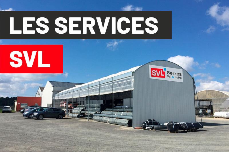 Les services SVL
